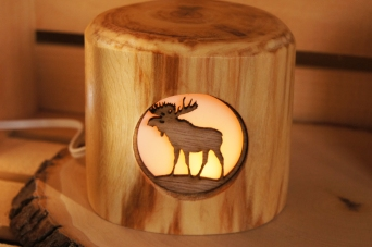 Moose accent light