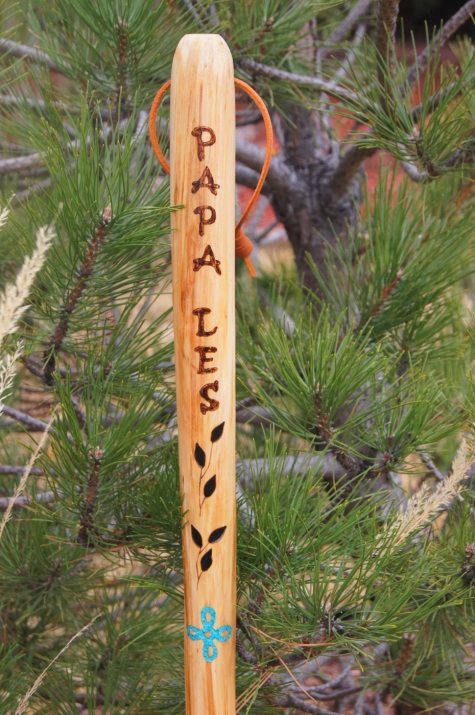 Customized sticks make a great personal gift