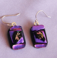 "Our most popular earrings...""funky dragonfly earrings"""