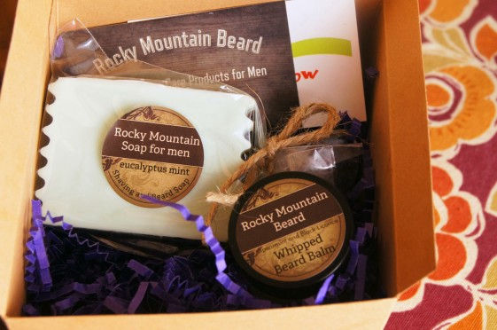 Gift Pack For a Special Bearded Man!