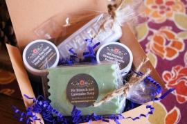 Refreshing soaps and creams!