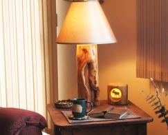 Chunky Aspen Lamp