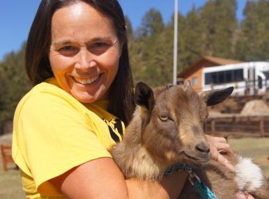 Camp Director, Erin
